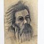 F. Franklamy : Visage de Saint Jean-Baptiste.. Historien d'art, Archéologue; Chercheur Free-Lance (Er)