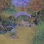 Le petit pont. Gerard Flohic