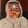 A desert Woman portrait.. Abdo Elfounir