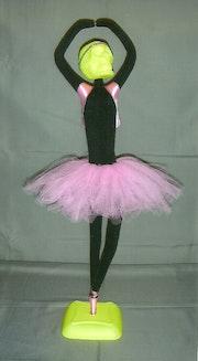 << La danseuse >>.