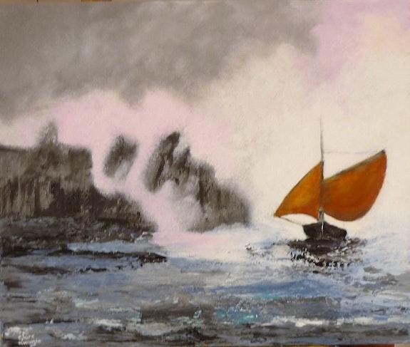 Contre vents et marées. Claire Limozin Claire Limozin