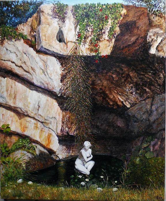 The hiding place of Eurydice. Frany Couvrat Frany Couvrat