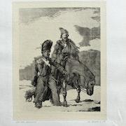 Théodore géricault : Le retour de Russie. +. Historien d'art, Archéologue; Chercheur Free-L.