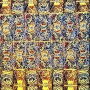 Les Sept sabliers d'or. G; Ardelâme