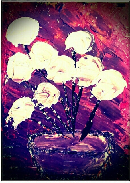 La divinité des fleurs.  Anne-Lise Marguet