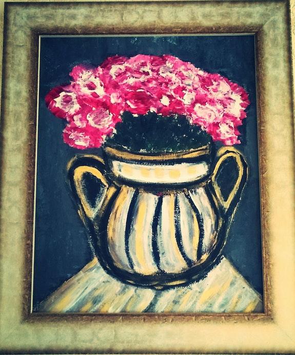 La sagesse des fleurs.  Anne-Lise Marguet