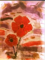 L'innocence des fleurs. Anne-Lise Marguet