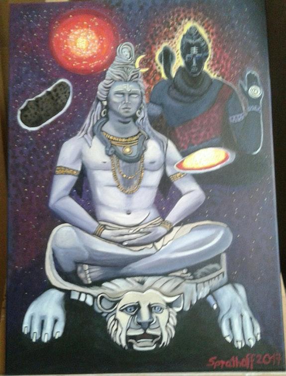 Shiva im Cosmoss. Sprathoff Sprathoff