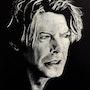 David Bowie. Olivier Pringal