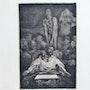 Anonyme : Le Cauchemart, ou L'Artiste à son tourment (? ). Historien d'art, Archéologue; Chercheur Free-Lance (Er)