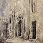 Rue - village calabrais. Lydia Cricelli