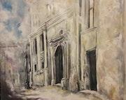 Rue - village calabrais.