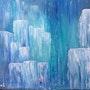 Waterfall. Billur Maral