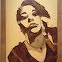 Portrait Féminin. Geoffroy Pallardy