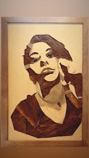 Portrait Féminin.