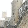 Carcassonne sous la neige - cn10. Thierry Volpi