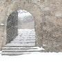 Carcassonne sous la neige - cn12. Thierry Volpi