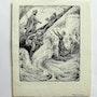 Colin Paul-Émile : L'arrivée d'Othello. Illustration.. Historien d'art, Archéologue; Chercheur Free-Lance (Er)