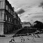 Jardin de Louxembourg, Paris. Foghi