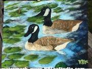 A Ducklet Paddle. Ryan Lee