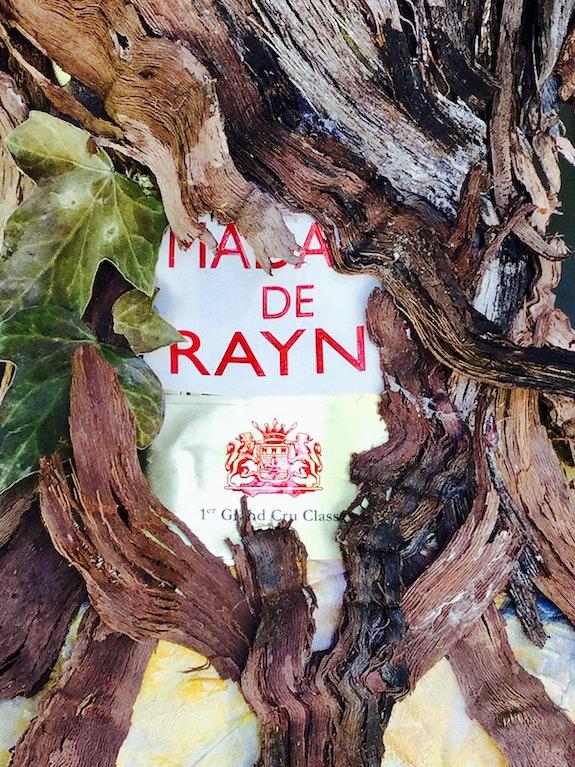 Nuque de Madame de Rayne. Mylene Caïe-Bertin Mylène Caïe-Bertin