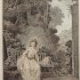 Janinet Jean-Franç. : «Hélas, le bien aimé ne viendra pas», 1787, d'après C. Hoin. Historien d'art, Archéologue; Chercheur Free-L.