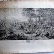 Fessard Étienne, d'après rubens : Fête Flamande. Historien d'art, Archéologue; Chercheur Free-L.