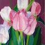 Tulipes 2. Martine Brandolin