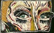 «Los ojos de bianca del río». Esperanza Garzón - Penélope Arte Textil
