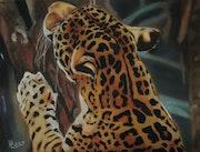 Le jaguar.