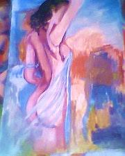 Desnudo. Leila Turk
