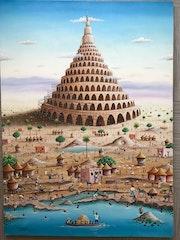 La tour de babel….