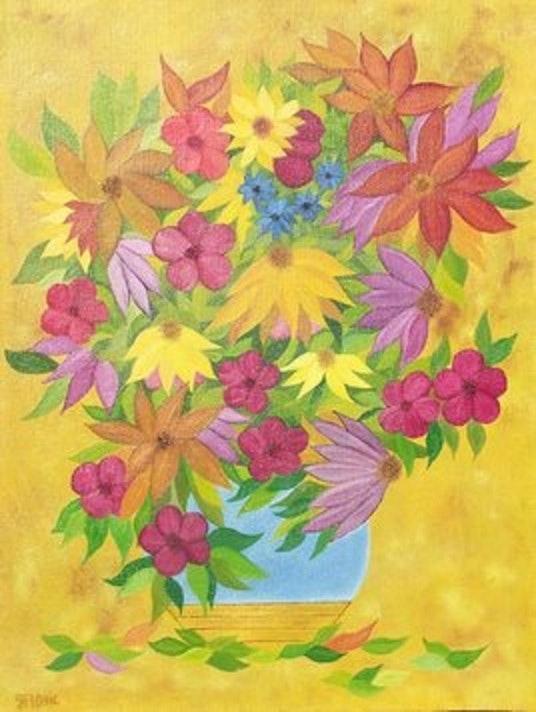 Bouquet 11.  Gerard Flohic