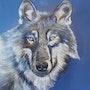 Loup n°1. Paul Barbier