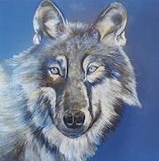 Loup n°1.
