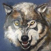 Loup n°2.