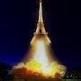 La tour Eiffel vous souhaite bonne chance pour la rentrée…. Jean Lou G