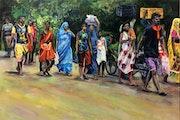 Colores de la India. J. Martos Latorre