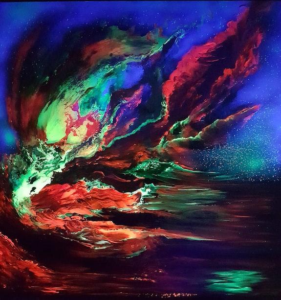 Nuit magique- lumière noire. Susanna Massa Susanna Massa
