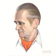 Portrait Klaus Dill.