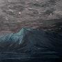 Fenêtre sur monts Lapis-Lazuli. Dammadien