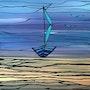 Le rêve bleu.. Tamara Pirogova