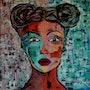 «Surprise» (série portrait). Emmanuelle Hildebert