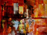 Fire d (série cityscape).