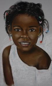 Petite africaine.