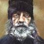 Vieil homme russe. Résy