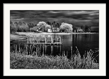 On The Lake. Kevin Cable