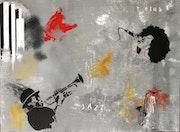Jazz club.
