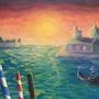 Venise - Gran Canal. Smyl29