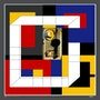 Mondrian labyrinthe. Nodens
